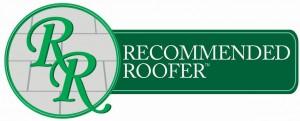 Recommended Roofer logo