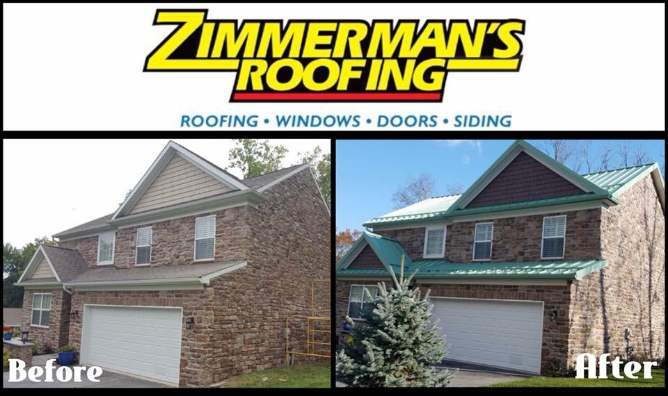 Before And After Roofing Gallery Roofing Pictures