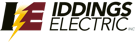 Iddings Electric logo.